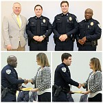 OFFICERS GRADUATE FROM LAW ENFORCEMENT TRAINING ACADEMY 2016