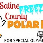 POLAR PLUNGE INTO HURRICANE LAKE FOR SPECIAL OLYMPICS