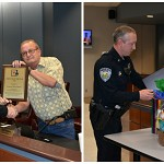 Lieutenant Named City's 'Employee of the Year'
