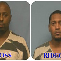 TWO SUSPECTS CHARGED IN RELATION TO COMMERCIAL BURGLARY