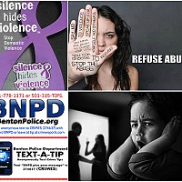 BNPD LAUNCHES 'IF YOUR PARTNER IS VIOLENT, DON'T BE SILENT' INITIATIVE