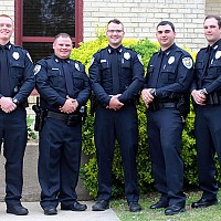 BNPD OFFICERS GRADUATE FROM LAW ENFORCEMENT TRAINING ACADEMY