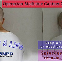 REVERSE THE OPIOID EPIDEMIC, PARTICIPATE IN OPERATION MEDICINE CABINET XV (2)