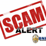 BNPD ISSUES SCAM ALERT FOR SENIORS AND OTHER COMMUNITY MEMBERS: Public asked to contact department with tips