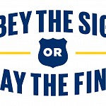 BNPD TO PARTICIPATE IN 'OBEY THE SIGN OR PAY THE FINE' BLITZ