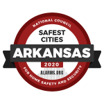 BENTON NAMED IN STATE'S SAFEST CITIES LIST BY NATIONAL COUNCIL FOR HOME SAFETY AND SECURITY